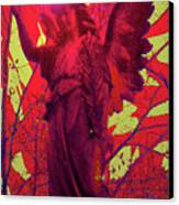 Angel Of Blesss No. 05 Canvas Print by Ramon Labusch