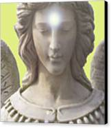Angel Of Devotion No. 12 Canvas Print by Ramon Labusch