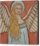 Angel Of Liberation Canvas Print