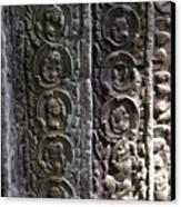 Angkor Layers Canvas Print