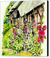 Anne Hathaway Cottage Canvas Print