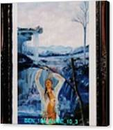 Annie 10-3 Canvas Print