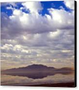 Antelope Island 1 Canvas Print