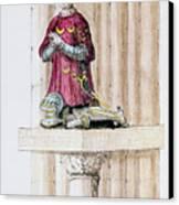 Antoine Des Essarts Canvas Print by Granger