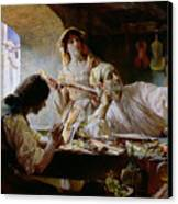 Antonio Stradivari Canvas Print