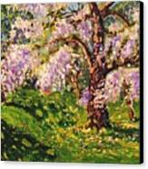 April Dream Canvas Print