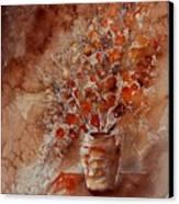 Aqua 070108 Canvas Print
