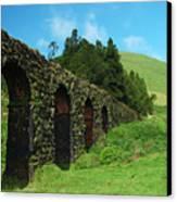 Aqueduct Canvas Print