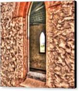 Arch To Arch. Canvas Print