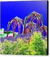 Arches 6 Canvas Print