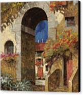 Arco Al Buio Canvas Print by Guido Borelli