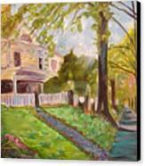 Argonne Canvas Print