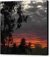 Arizona Sunset II Canvas Print