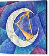 Arpa Canvas Print