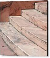 Art Deco Steps Canvas Print