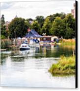Arundel Canvas Print by Trevor Wintle
