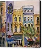 Asheville Canvas Print