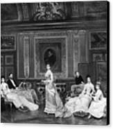 Astor Family 1878 Canvas Print by Granger