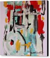 Astract 7206 Canvas Print