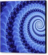 Astral Vortex Canvas Print