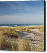 Atlantic Coast And Cap Ferret Canvas Print