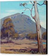 Australian Summer Hartley Canvas Print by Graham Gercken
