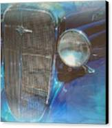 Auto Series 3 Canvas Print