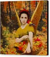 Autumn Angels Canvas Print