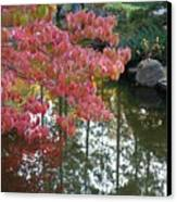 Autumn Color Poster Canvas Print