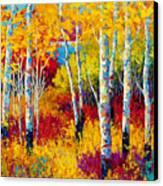 Autumn Dreams Canvas Print by Marion Rose