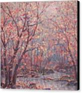 Autumn Harmony. Canvas Print