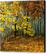 Autumn Hollow II Canvas Print