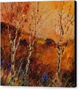 Autumn Landscape 45 Canvas Print