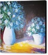 Autumn Lite Canvas Print