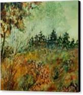 Autumn Mist 68 Canvas Print