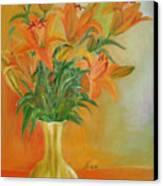 Autumn Profusion Canvas Print