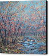 Autumn Serenity Canvas Print