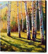 Autumn Shade Canvas Print