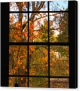 Autumn's Palette Canvas Print by Joann Vitali