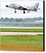 Av-8 Harrier Canvas Print