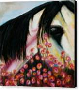 Avalon's Rose Canvas Print