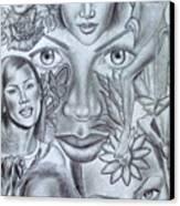 Avanessafacad Canvas Print