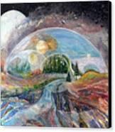Avatron Canvas Print