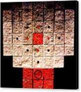 Aztec Nuclear Furnace Canvas Print by Eikoni Images