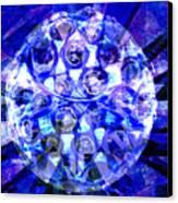 Azure Orb Of Midas Canvas Print