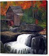 Babcock Mill Canvas Print