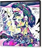 Badrya Canvas Print