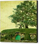Bagend Homes Canvas Print by Linde Townsend