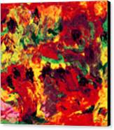 Bain De Soleil Canvas Print