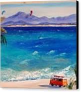 Baja Safari Canvas Print